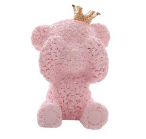 EY_ Crown Bear Car Air Vent Freshener Fragrance Perfume Clip Aromas Diffuser