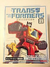 Takara Transformers Collection TF Collection 21 Broadcast Blaster NEW SEALED!!!