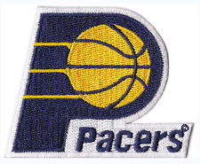 "1990-2005 ERA INDIANA PACERS NBA BASKETBALL 3"" TEAM LOGO PATCH"