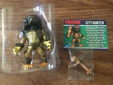 Loyal Subjects Predator City Hunter Original Masked Skull Staff 2/12 Complete