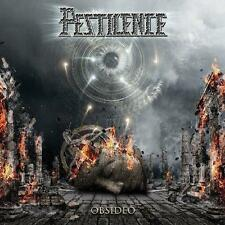 Pestilence - Obsideo CD 2013 technical death metal Candlelight USA