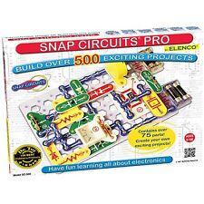 ELENCO SC-500 Snap Circuits PRO NEW!!!