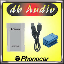 Phonocar 5/887 Interfaccia Audio per Fiat Bravo dal 2007 USB SD MP3 iPod iPhone