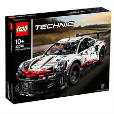LEGO Technic Porsche 911 RSR Modell 42096 1.580 Teile NEU VORVERKAUF