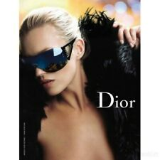 af93b9585899 New Dior Escrime 1 Sunglasses Shield Wraparound C. RPUH6 Gold w  Gradient  Lens