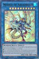 Yugioh Nekroz Deck 40 Cards + 15 Extra Deck New Support Tournament Legal