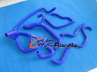 silicone coolant hose for Renault Clio MK1 16S / Williams 1.8L 2.0L 16V F7 Blue