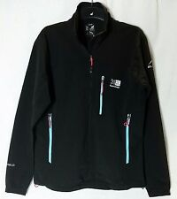 KARRIMOR TRAN  ELITE  LADIES OUTDOOR JACKET BLACK SIZE M ( 12 ) B121