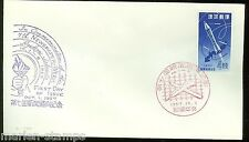 RYUKYUS ISLANDS 1957 SC#41  NEWSPAPER WEEK  FIRST DAY COVER