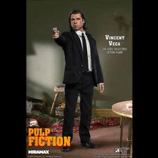 """PULP FICTION - Vincent Vega 1/6 Action Figure 12"""" Star Ace Toys"""