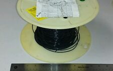 ( 900 FT Spool) Judd Wire M22759/34-16-0 16Awg Black Cable Wire 19/29 600V
