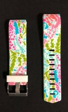 Fitbit Charge 2 Band Silicone Fitness Coral Lilly Blue Green Pink Cha Cha Gift
