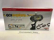 NAVIGATORE GPS GO EXPLORE - SONY PSP - NUOVO NEW - KIT COMPLETO