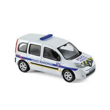 "Norev 511324 Renault Kangoo ""Police municipale"" con amarillo rayas azul! nuevo! °"