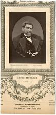 Lemercier, Paris, acteur, Comédie-Française, Antoine-Martial Louis Barizain dit