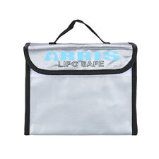RC Battery Fireproof Safety Storage Bag Protecting Charging Battery Bag Portable