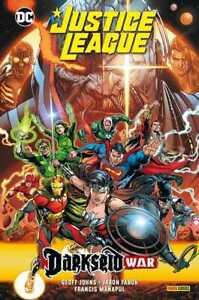 Justice League - Darkseid War - DC - Panini Comics - ITALIANO NUOVO #MYCOMICS