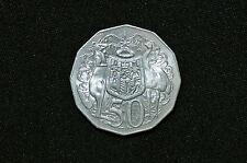 Australia 50 Cent Coin, 1971