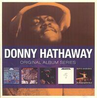DONNY HATHAWAY Original Album Series (2009) Reissue 5-CD set NEW/SEALED