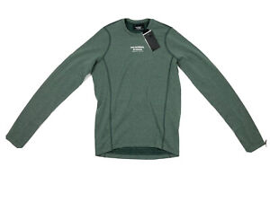 New Pas Normal Studios Men's Green Control Heavy Long Sleeve Base Layer Size L