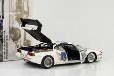 1979 BMW M1 M 1 His H. I. s Vaqueros Pro Car Series Winkelhock 1:18 Minichamps