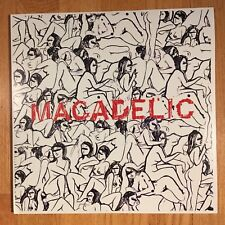 "Mac Miller - Macadelic [2LP] Limited Edition Black Vinyl 12"" Record 2018 33 RPM"