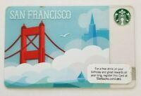 Starbucks Card #6067 - San Francisco 2011