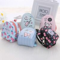 Keys Pouch Mini Coin Backpack Girls Coin Purse Earphone Package Money Bags