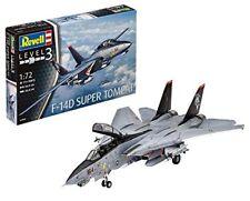 Revell Rev03960 Grumman F-14D Super Tomcat 1 72 modelismo