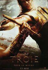 Kakemono Roulé 66x97cm TROIE (TROY) 2004 Brad Pitt Orlando Bloom TBE