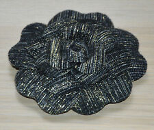 just arrived! Chanel holiday 2020 textile camelia on wire compliment NEW