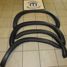 DODGE RAM 1500 2500 3500 fender flare set molding kit NEW OEM MOPAR