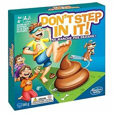 Hasbro Gaming E2489102 Don't Step in It