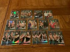 2020 Topps Chrome WWE Fantasy Matches Inserts - PYC Updated 2/6 New Cards