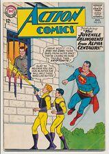 Action Comics #315 DC Comics 1964, Superman, Zigi, Zagi