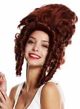 Kleidung & Accessoires Prettyland Lang-haar Mittel-scheitel Welle Lockenperücke Rot-braun Orange C800 Feine Verarbeitung Perücken & Haarteile