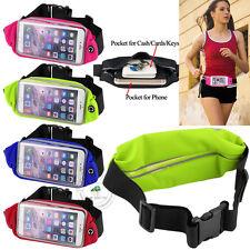 New Sports Running Belt Waist Pocket Bum Bags Cycling Jogging Travel Pack Wallet