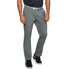 Under Armour Mens EU Tech Stretch Straight Golf Trousers 40% OFF RRP