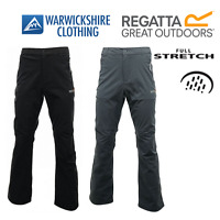 Regatta Mens Fellwalk Stretch Water Repellent Walking Trousers