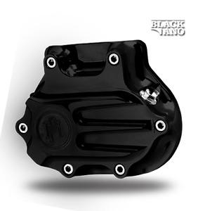 Performance Machine Black Anodized Fluted Hydraulic Clutch Slave Cylinder Harley
