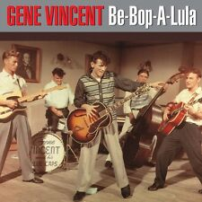 Gene Vincent BE-BOP-A-LULA Bluejean Bop / & His Blue Caps +BONUS TRACKS New 2 CD