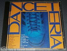 DANCETERIA COMPILATION La Prima della Serie 1991 Mix By Dj Professor COME NUOVO