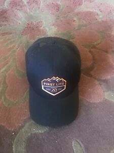 Firstlite Trucker  Black Hunting Cap