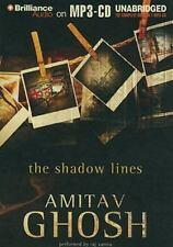 The Shadow Lines 2010 by Ghosh, Amitav 1441835083