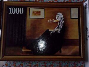 PUZZLE 1000 DISNEY CLASSIC mamma papera 1983 Schmidt Spiel + Freizeit GERMANY