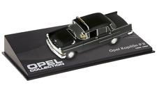OPEL Kapitan P II Taxi - VOITURE MINIATURE COLLECTION - IXO 1/43 CAR AUTO-92