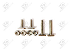 PEUGEOT 205 GTI BUMPER BOLT FIXING KIT STAINLESS STEEL BOLTS SETS (ONE KIT ONLY)