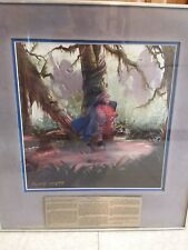 L Ron Hubbard Battlefield Earth # 155/500 Lithograph Signed Corey Wolf ~ Framed!