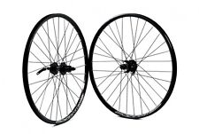 "26"" MTB SUB ZERO/ QUANDO 8/9 SPEED WHEELSET WITH M2 HYDROLIC DISC BRAKES F+R 160"