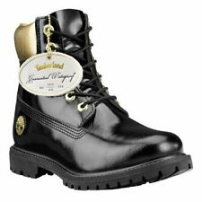 "Women's Timberland Premium 6"" Waterproof Leather Boots Sz 7.5 New in Box"
